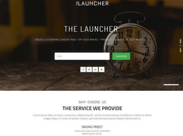 The Launcher