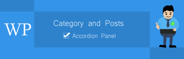 Category and Post Accordion Panel