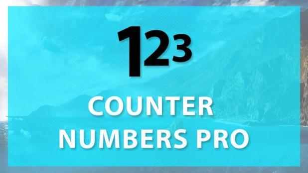 counters pro plugin