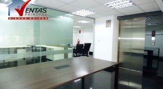 Oficina implementada en Mezzanine
