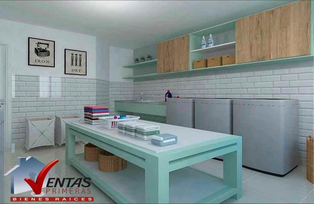 Depa 10 piso en Estreno