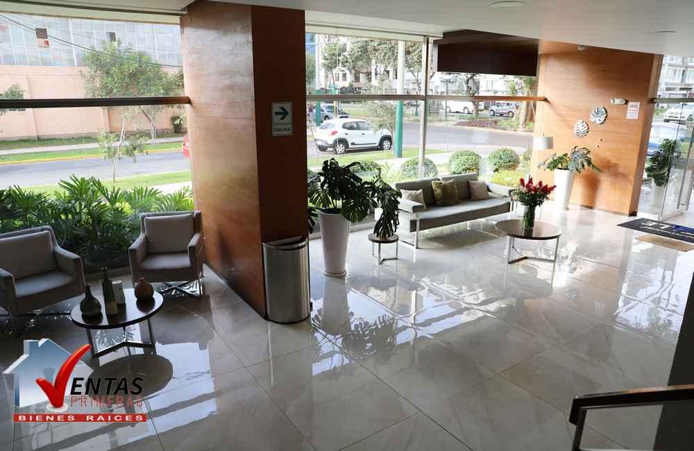 Alquiler departamento de LUJO full amoblado con vista panorámica