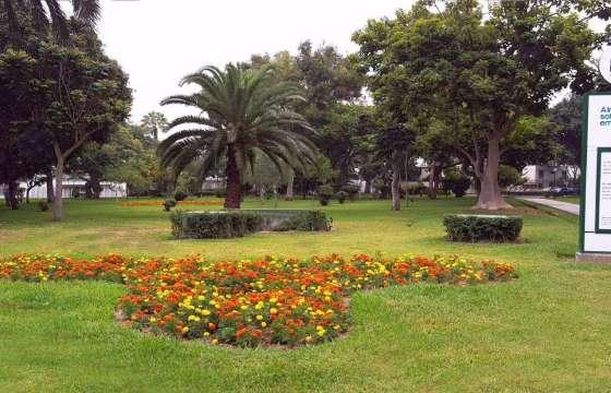 Terreno a 1/2 cuadra Parque Villena en Miraflores