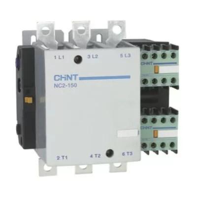 NC2 AC Contactor 400x400 4 CHINT NC2-225-220V