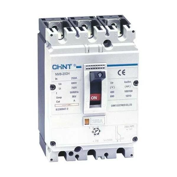 NM8S MCCB 2 CHINT NM8-250S-3P-250A