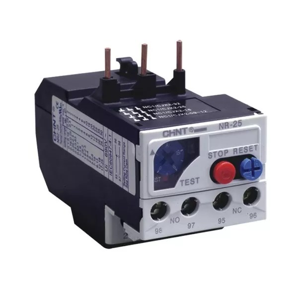 NR2 Over load Relay 14 CHINT NR2-93-80