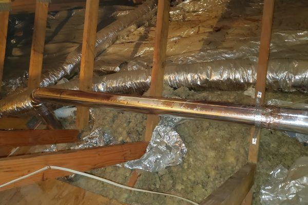 attic dryer vent install greensboro 84