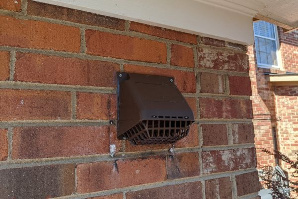 Plastic Vent Cover Replacement