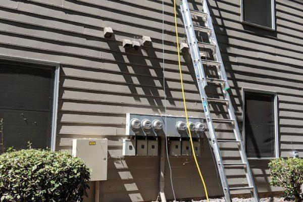 dryer vent apartment bulk cleaning greensboro