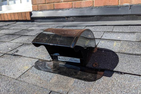dryerjack roof vent installation