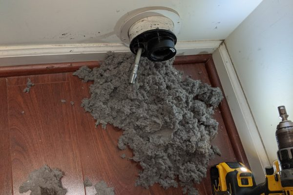 lint clog removal