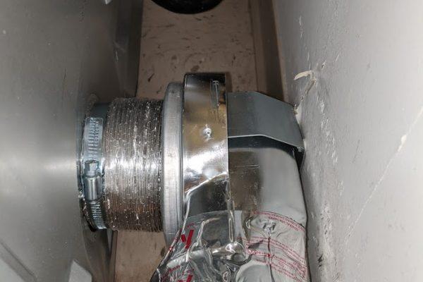 magvent flush dryer installation
