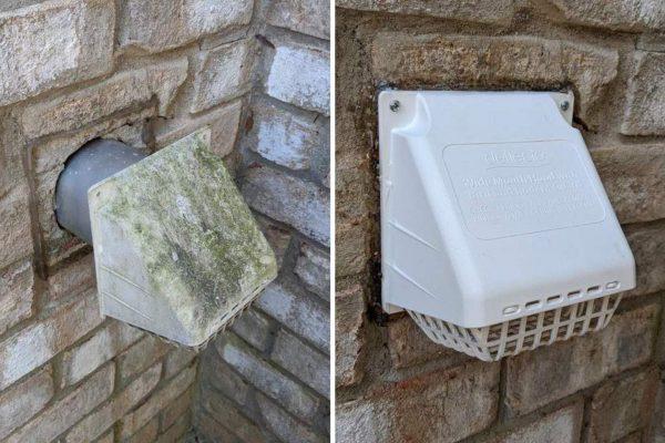 plastic vent cap replacement