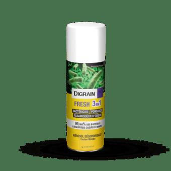 Produits de désinfection : Aerosol bactericide Digrain fresh 3 en 1