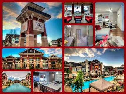 dolce living apartments