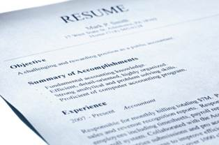 Creating A Great Resume