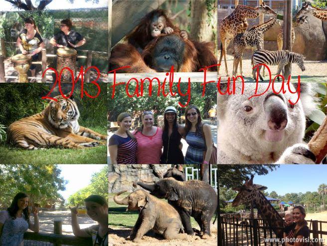 Family Fun Day At The Houston Zoo!