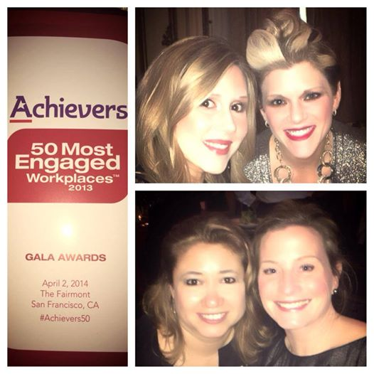 Venterra Realty Honored at Achievers Gala in San Francisco