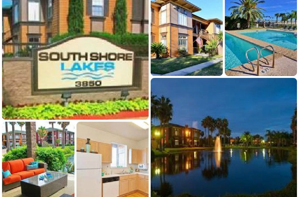 Venterra acquires South Shore Lakes Apartments in League City, Texas!