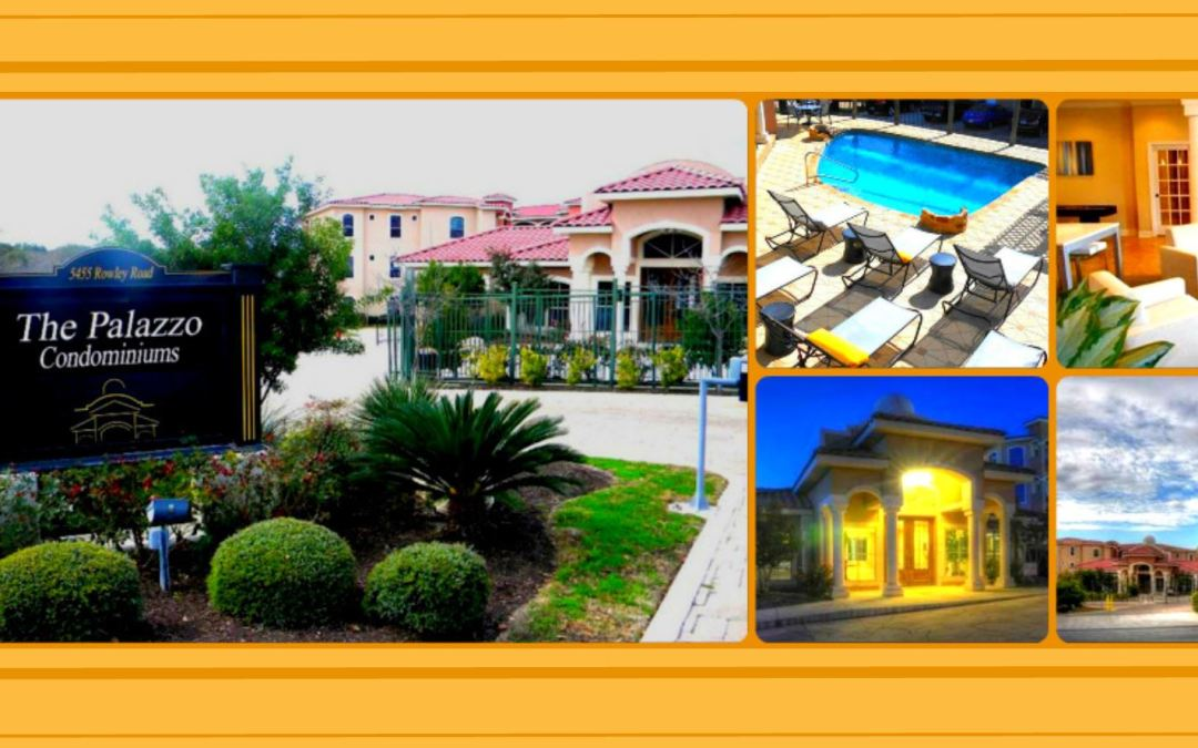 Venterra Acquires The Palazzo Apartments in San Antonio, TX