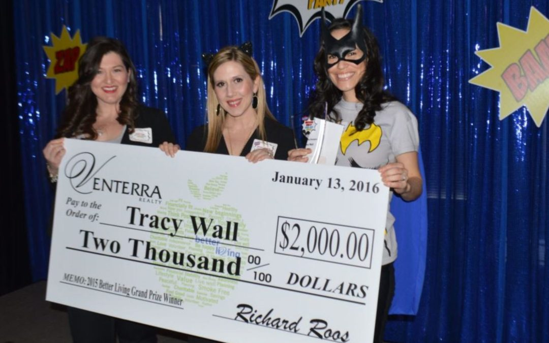 Tracy Wall: Our 2015 Better Living Grand Prize Winner