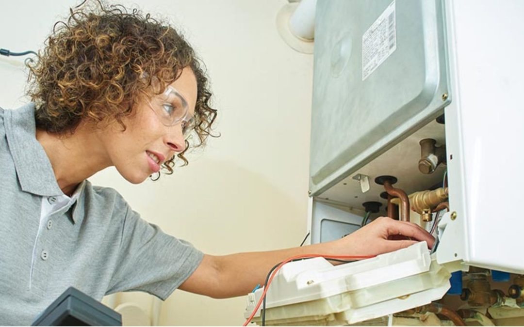 Women in HVACR Careers