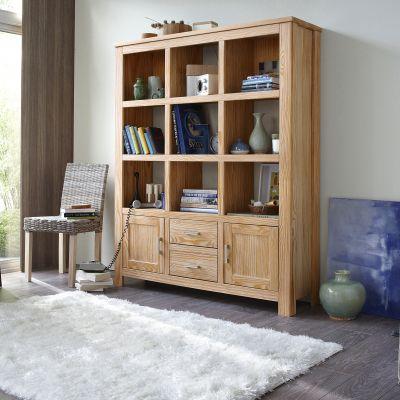 bibliotheque 9 niches okyl meubles