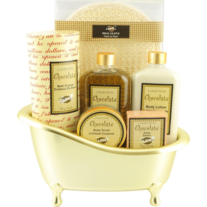 Baignoire De Bain Produits De Beaut Parfum Chocolat