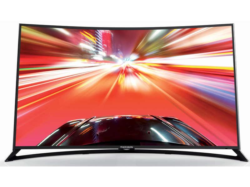 television ecran plat 140 cm led