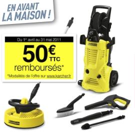 Nettoyeur Castorama Nettoyeur Haute Pression K 6310 T 300 Karcher Bricolage Maison Loisirs Ventes Pas Cher Com