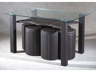 table conforama table en verre 6