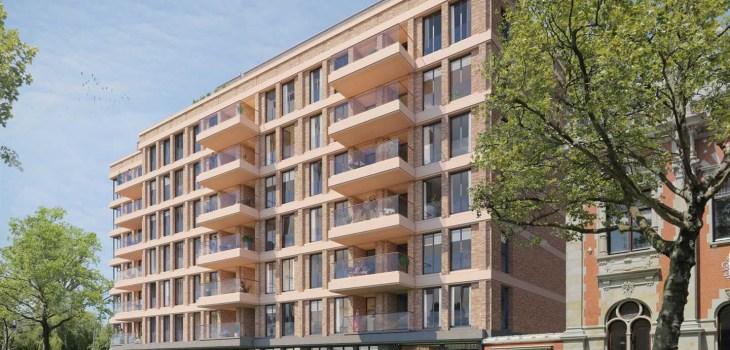 De Raedt Rotterdam, nieuwbouw appartementencomplex, installaties nieuwbouw | Ventilatie Techniek Brabant