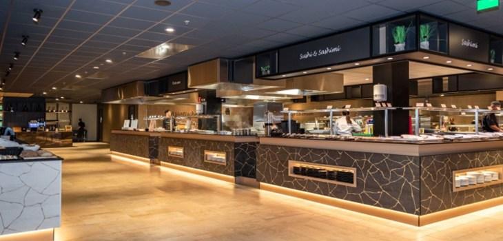 Restaurant Etenstijd Uden, installaties restaurant | Ventilatie Techniek Brabant