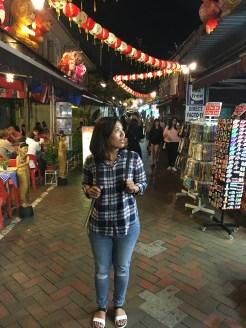 Dora The Explorer in Chinatown