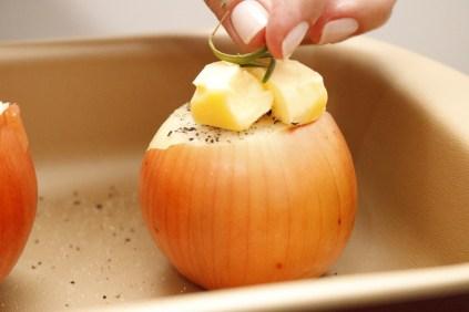 Cebolas assadas com manteiga e alecrim (25)