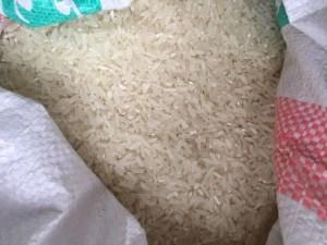 Очистка риса