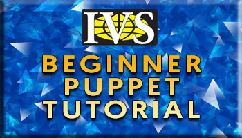 How to make a ventriloquist puppet