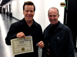 Jeff Dunham is a member of the International Ventriloquist Society