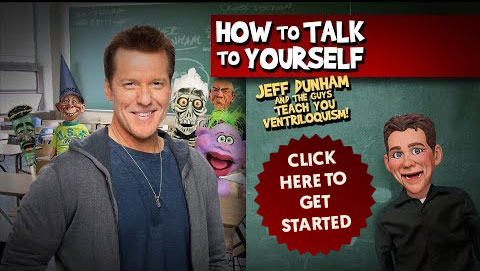 Ventriloquism Lessons By Jeff Dunham