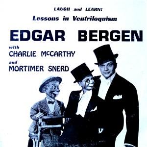 Edgar Bergen Ventriloquist Record