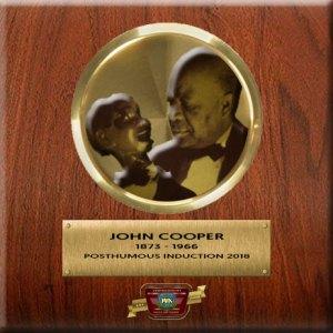 Ventriloquist John Cooper