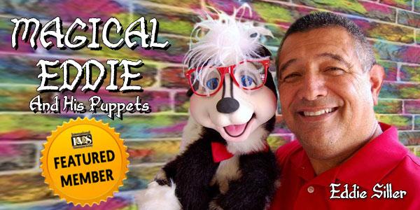 Magical Eddie & His Puppets | Eddie Siller