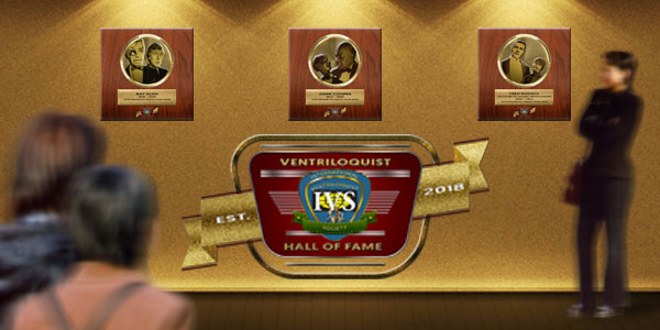The Online Ventriloquist Hall Of Fame