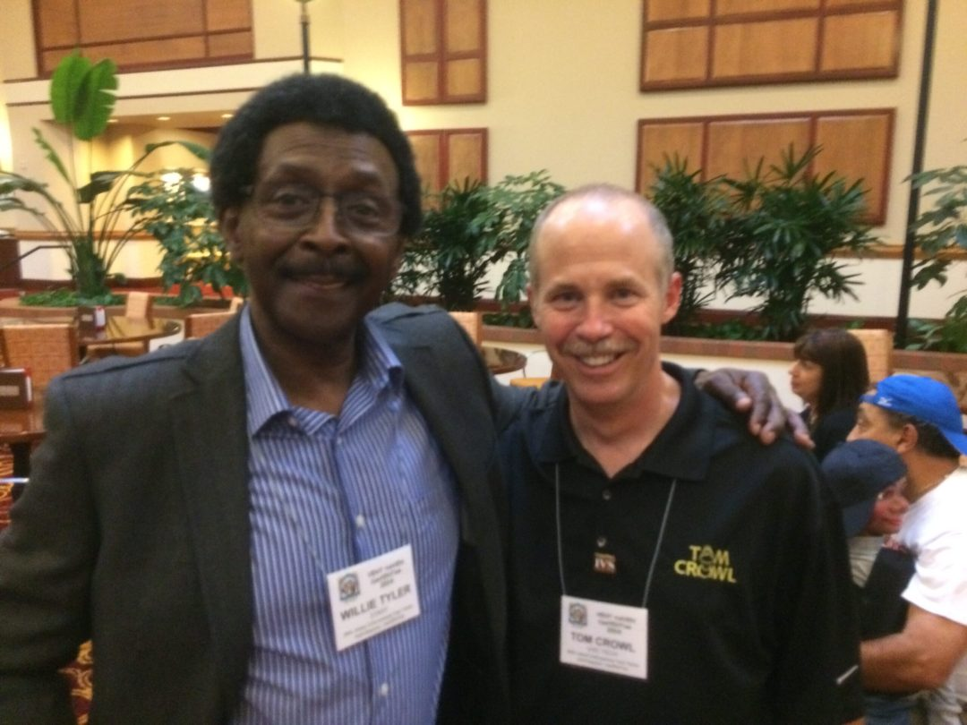 Willie Tyler & Tom Crowl