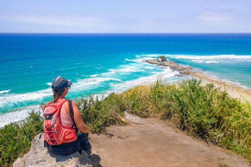 nouvelle-zelande-coromandel-comportements irrespectueux randonneurs