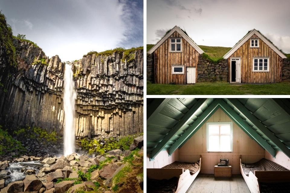 islande-svartifoss-Vatnajökull