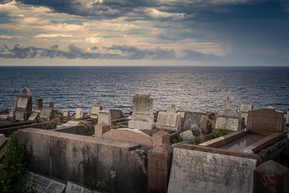 cimetière sydney