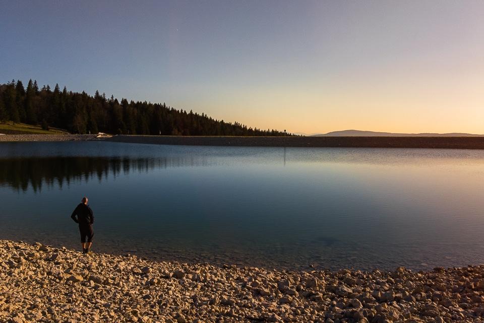lac mont dor