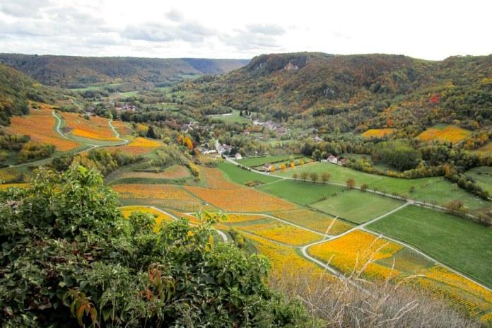 jura-chateau-chalon- autumn