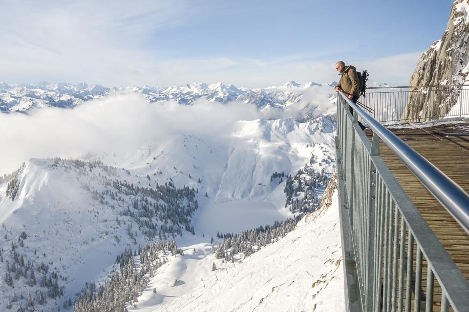 thun stockhorn winter